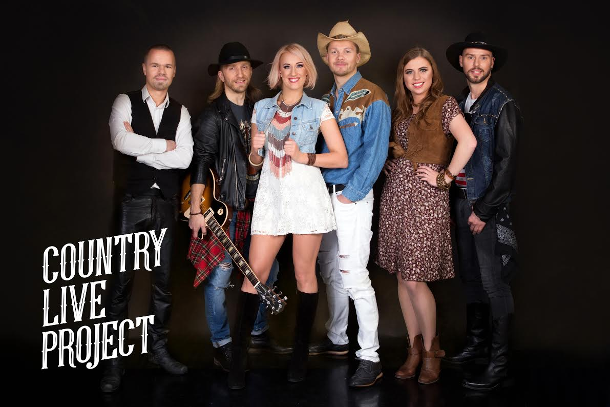 Country live project foto