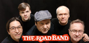 THE ROAD BAND plakatas