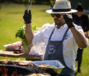 Amerikietiškas BBQ šeimoms kartu su virtuvės šefu Ruslan Bolgov