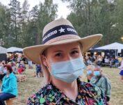 Privaloma festivalyje dėvėti nosį ir burną dengiančias apsaugos priemones
